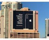 CES: Apple als Zaungast mit Datenschutz-Werbung