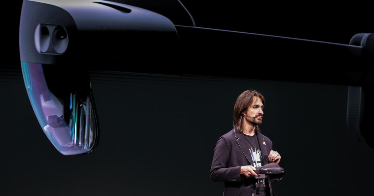Microsoft stellt die HoloLens 2 vor
