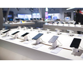 Smartphones im Laden
