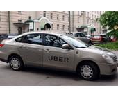 Auto von Uber