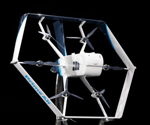 Amazon will Pakete schon bald mit Drohnen liefern