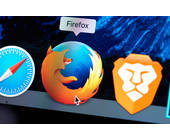 Firefox-Logo auf dem Mac