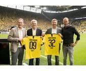 ESET neuer Sponsor von Borussia Dortmund