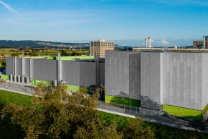 Green Datacenter eröffnet sein High-Density-Rechenzentrum