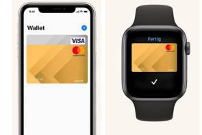 Viseca führt Apple Pay ein