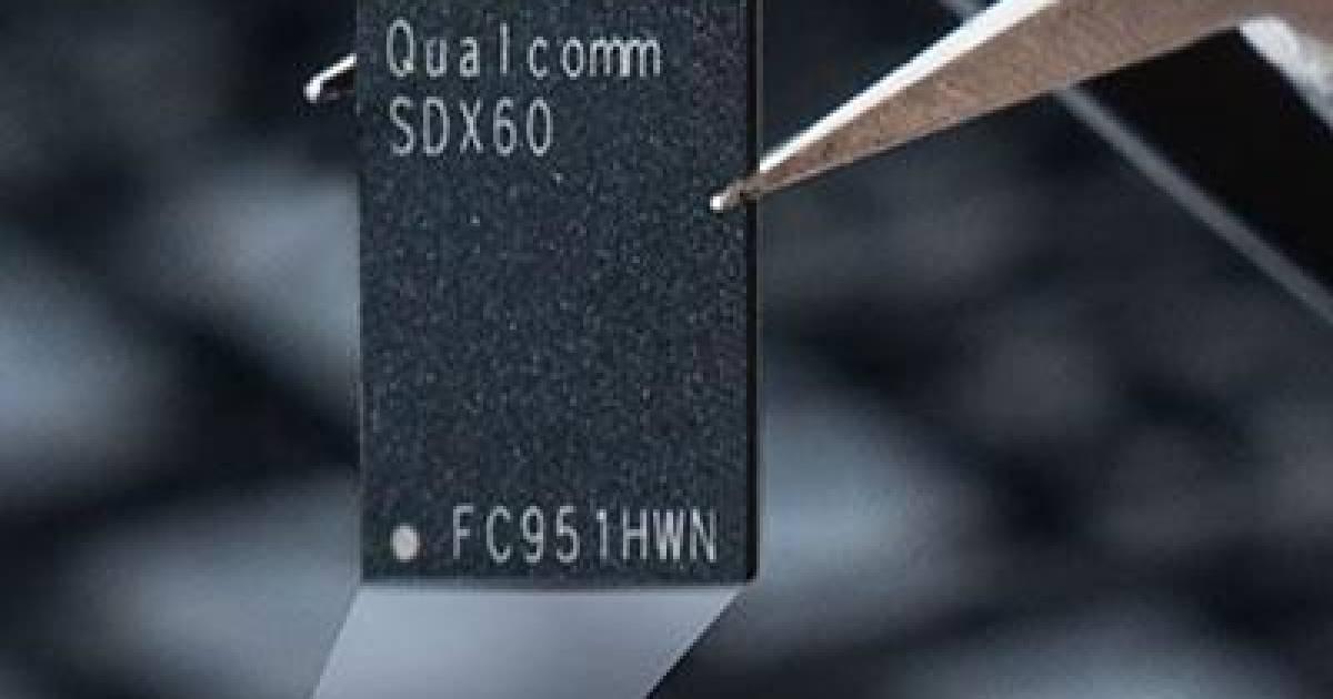 Qualcomm zeigt 5G-Modem für 2021