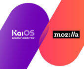 KaiOS Mozilla Partnership