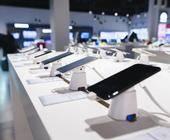 Die Smartphone-Verkäufe gehen zurück