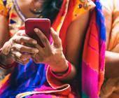 Indien Smartphone