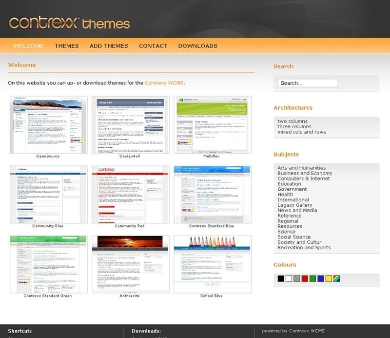 Gratis Homepage-Vorlagen - computerworld.ch