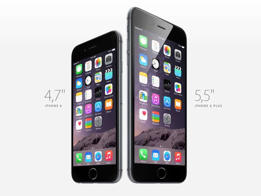 iPhone 6 (Plus) - computerworld.ch