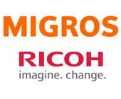Migros und Ricoh - eine Erfolgsgeschichte