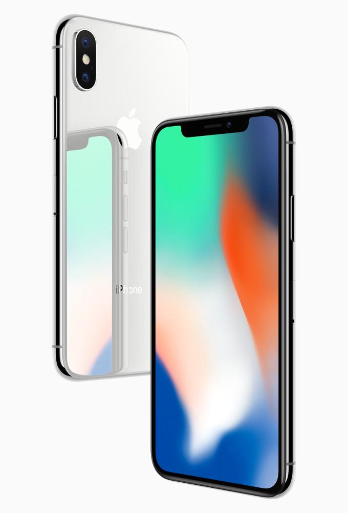 wischgesten iphone x