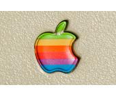 Classic Apple Logo