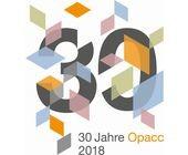 Opacc ins Jubiläumsjahr 2018 gestartet