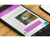 Signal Messenger auf dem Smartphone