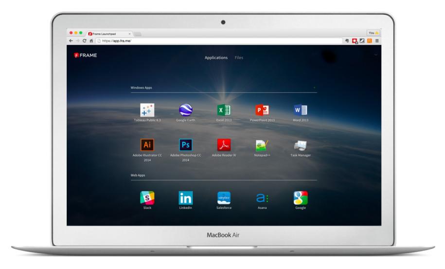 Frame bringt rechenintensive Anwendungen in die Cloud - computerworld.ch