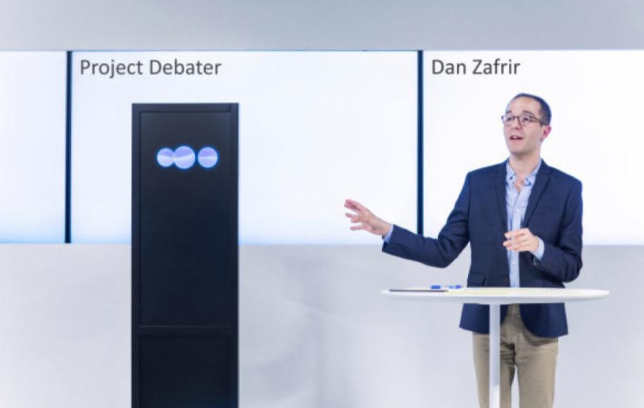 IBM Research präsentiert KI mit Debattierfunktion
