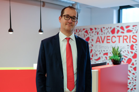 Thomas Wettstein, CEO, Avectris