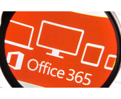 Office 365 durch Lupe