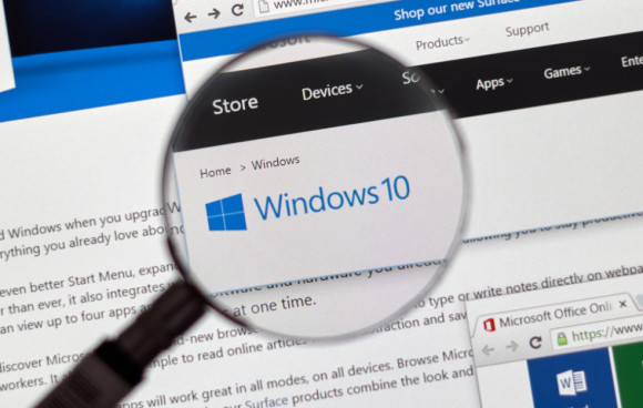 Windows 10 unter der Lupe