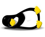 Linux-Maskottchen Tux