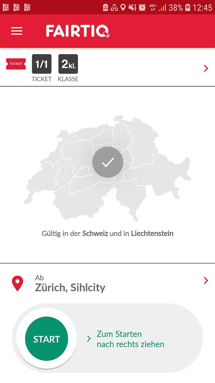 Dating app schweiz test