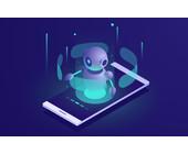 KI-Apps auf dem Smartphone